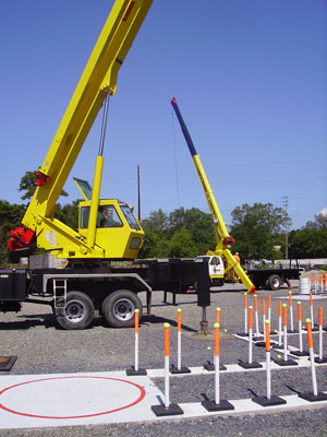 Shinn Cranes conducting NCCCO Training Certification exams